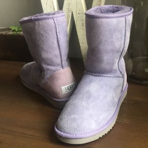 Ugg Classic Lilac Size 8